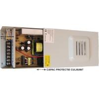 CP-60W-12/ Sursă de alimentare tip open frame cu capac culisant de protecție 12V/5A