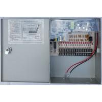 CP-12-10U18/ Sursă de alimentare cu back-up pentru maxim 18 camere de supraveghere 12V/10A