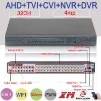 AHD7032/ Pentabrid AHD/TVI/DVR/HVR/NVR compatibil cu camerele AHD până la 4 Mpixeli, analogice și cu IP