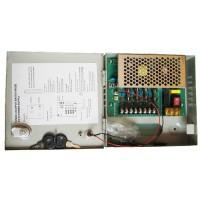 CP-12-03C04/ Sursă de alimentare cu joncțiune pentru maxim 4 camere de supraveghere 12V/3A