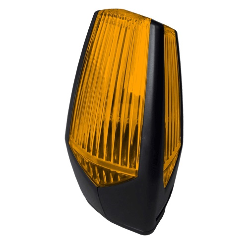 MP205/ Lampa LED de semnalizare Motorline , flash, IP54, culoare galbena