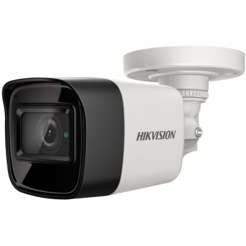 DS-2CE16H8T-ITF/ Camera supraveghere Hikvision, 5 Megapixeli, ULTRA LOW LIGHT, IR 30m, 2.8mm