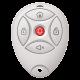 DS-PKFE-5-868/  Telecomanda 5 butoane  868Mhz - HIKVISION