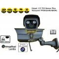 UV-AHDBZ908/ Cameră de supraveghere Turbo HD Analog (2 Mpixeli) de exterior/interior pentru 40 metri pe timp de noapte  cu lentila 2.8-12mm