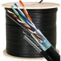Cablu C-FTP-S-5E-CU FTP cu șufă, cat 5E, Cupru 0,51 mm
