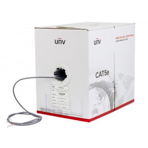 Cablu CAB-LC3100A-IN UTP AWG23 cat.6e, 0,57 mm cupru - UNV