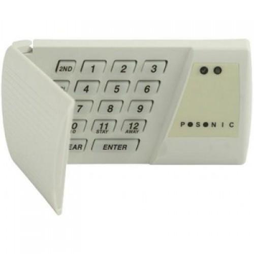 PS-LED700/ Tastatură LED compatibilă cu centralele POSONIC EX10 și EX18
