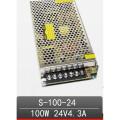 S-100-24/ Sursă de alimentare tip open frame 24V/4,3A