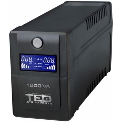 TED-DZ088393/ Sursă de alimentare neîntreruptibilă (UPS) AVR la 1.600 VA