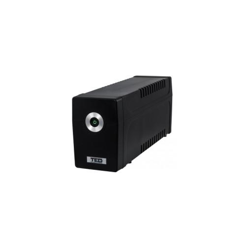 TED-A0061427 / Sursa alimentare neintreruptibila(UPS) AVR la 700VA cu 1 baterie