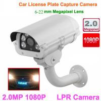 UV-HDLPR02/ Cameră de supraveghere tip LPR TVI/CVI/AHD/CVBS 4 în1 1080P cu recunoașterea numerelor, lentilă reglabilă între 6-22 mm, folosită pentru trafic și parcări