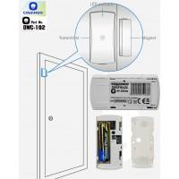 DWC-102/ Contact magnetic compatibil cu sistemele de alarmă CHUANGO CG-G5 și GO2